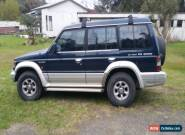 Mitsubishi Pajero GLS LWB (4x4) (1995) 4D Wagon Automatic (3.5L - Multi Point... for Sale