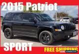 Classic 2015 Jeep Patriot for Sale