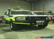 Toyota Troopcarrier Ambulance 2008 4x4 (Landcruiser) - V8 Turbo Diesel for Sale