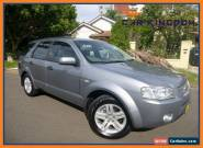 2006 Ford Territory SY Ghia (4x4) Automatic 6sp A Wagon for Sale