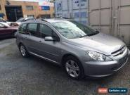 2004 Peugeot 307 XSR Grey Automatic A Wagon for Sale