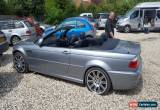 Classic 2004 BMW M3 Convertible for Sale