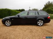 BMW 525D 2.5SE TOURING DIESEL ESTATE  2005 (low reserve price) for Sale