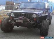 2012 Jeep Wrangler Unlimited Sahara for Sale