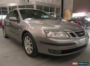 2003 Saab 9-3 MY03 ARC 2.0T Grey Automatic 5sp A Sedan for Sale