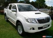 2012 toyota hilux sr5 for Sale