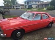 HJ Holden Kingswood (Turbo) for Sale
