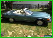 1988 Mercedes-Benz 500-Series 2 Dr Convertible for Sale