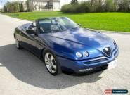 Alfa Romeo: Spider SPIDER TS for Sale