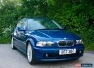 2000 BMW 318 CI BLUE spares/repair  for Sale