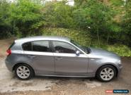 2004 BMW 120I SE GREY   for Sale