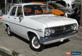 Classic 1966 Holden HR Special White Automatic A for Sale