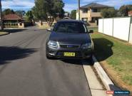 FORD TERRITORY 2009 SY (4X4) 7 SEATS 6 SPEED AUTO IN V.GOOD  CONDITION for Sale