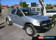 2014 Mitsubishi Triton MN MY14 Update GLX (4x4) Silver Automatic 4sp A for Sale