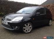 2005 Ford Fiesta Zetec S Tdci 1.6 Diesel, Cheap Tax for Sale