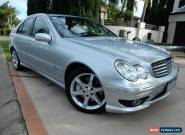 Mercedes-Benz C180 kompressor Super Sports Sedan 2007 for Sale