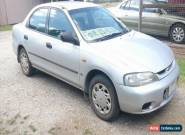 1996 FORD LASER SEDAN 1.6 LTR AUTO .  Current RWC.  for Sale