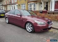 BMW 535D SE AUTO, 272 BHP, 2005, FSH, 12M MOT, HPI Clear, 2 Keys for Sale