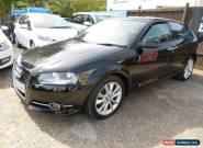 Audi A3 2.0TDI Sport 3 door BLACK Manual 2011-FSH for Sale