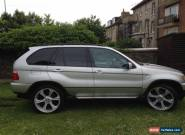 BMW X5 3.0 Diesel for Sale