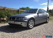 2003 BMW 316 I SE GREY - SPARES/REPAIRS - MOT UNTIL OCT for Sale