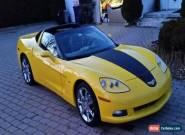 Chevrolet : Corvette Zhz for Sale