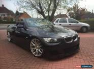 2007 BMW 325I SE BLACK /  E93 / 3 series / Modified / Autovogue body kit  for Sale