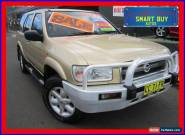 2003 Nissan Pathfinder MY03 ST (4x4) Gold Automatic 4sp A Wagon for Sale