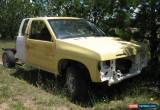 Classic 1990 NISSAN KING CAB for Sale
