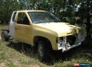 1990 NISSAN KING CAB for Sale