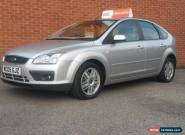 2005 05 FORD FOCUS 2.0 GHIA TDCI 5 DOOR DIESEL, EXCELLENT CONDITION,  LOW MILES for Sale