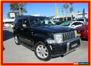 2008 Jeep Cherokee KK MY08 Limited Black Automatic 4sp A Wagon for Sale