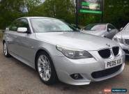 BMW 535 3.0TD auto 2005MY d Sport for Sale