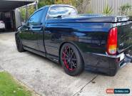 2007 ford falcon xr6 ute for Sale