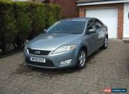 Ford Mondeo 1.8 tdci Zetec Diesel 2010 for Sale