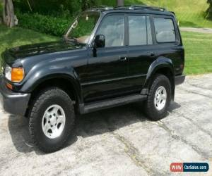 Classic 1997 Toyota Land Cruiser for Sale