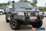 Classic 2010 Toyota Hilux KUN26R MY11 Upgrade SR5 (4x4) Grey Automatic 4sp A for Sale