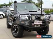 2010 Toyota Hilux KUN26R MY11 Upgrade SR5 (4x4) Grey Automatic 4sp A for Sale
