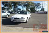 Classic 1999 Toyota Corolla AE112R Conquest White Manual 5sp M Liftback for Sale
