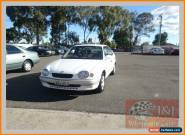 1999 Toyota Corolla AE112R Conquest White Manual 5sp M Liftback for Sale