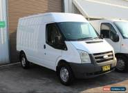 Ford Transit VM LWB White Automatic A Van for Sale