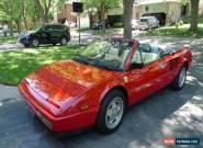 1988 Ferrari Mondial for Sale