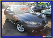 2005 Mazda 3 BK Maxx Sport Grey Automatic 4sp A Sedan for Sale