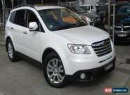 2008 Subaru Tribeca MY08 3.6R Premium (7 Seat) White Automatic 5sp A Wagon for Sale