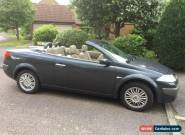 Renault Megane Privilege T136A Convertible 2.0 for Sale