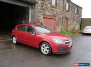 Vauxhall Astra 4dr hatchback 16v 2006 SPARES or REPAIR  for Sale