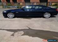 2010 BMW 535I SE AUTO BLUE for Sale