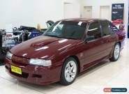 1990 Holden Commodore VN Executive Duriff Red Manual 5sp M Sedan for Sale