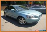 Classic 2006 Volvo S40 MS 2.4 Automatic 5sp A Sedan for Sale
