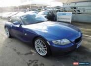 2007 BMW Z4 3.0 si Sport 2dr for Sale